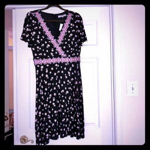 Ann Taylor Loft new dress floral